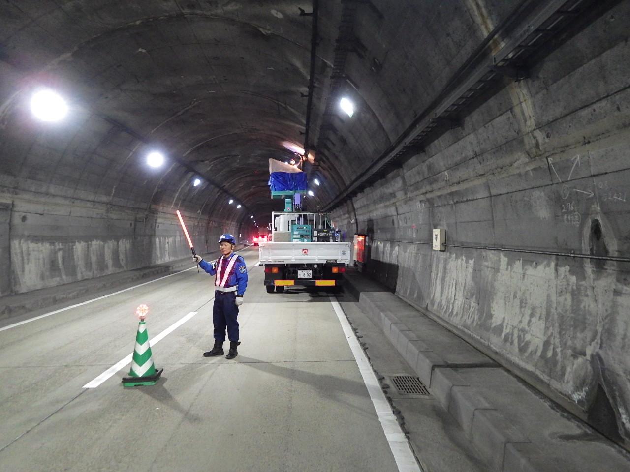 トンネル工事